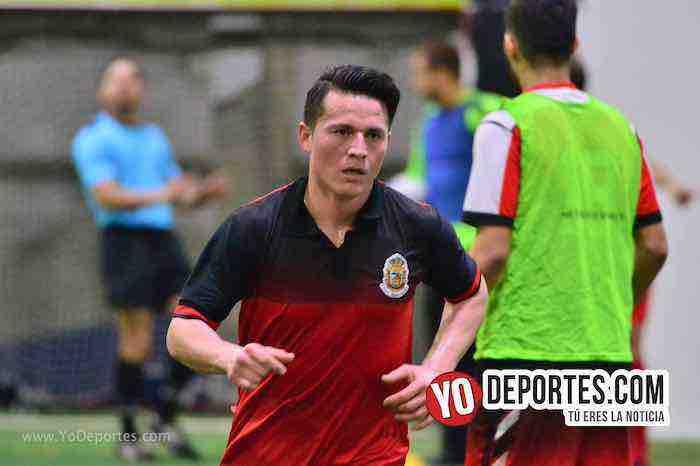 Guadalajara-Deportivo Guerrero-champions Liga Latinoamericana-indoor futbol chicago
