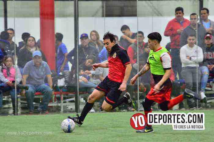 Guadalajara-Deportivo Guerrero-champions Liga Latinoamericana-playoffs soccer chicago