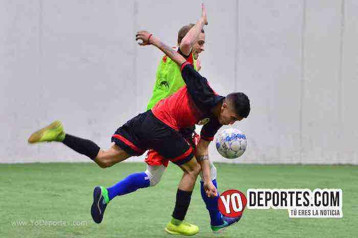 Peligra el Deportivo Guerrero en la Champions, Guadalajara lo deja herido