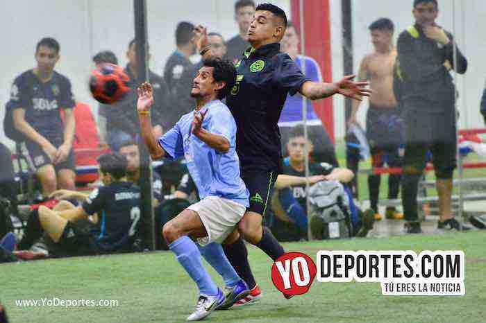 Hiber Ruiz-Chicago Soccer-San Antonio Champions-Liga Latinoamericana