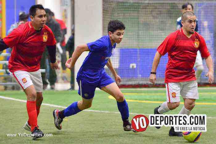 Hidalgo Veracruz-Atletico San Miguel-Liga 5 de Mayo-chicago soccer league
