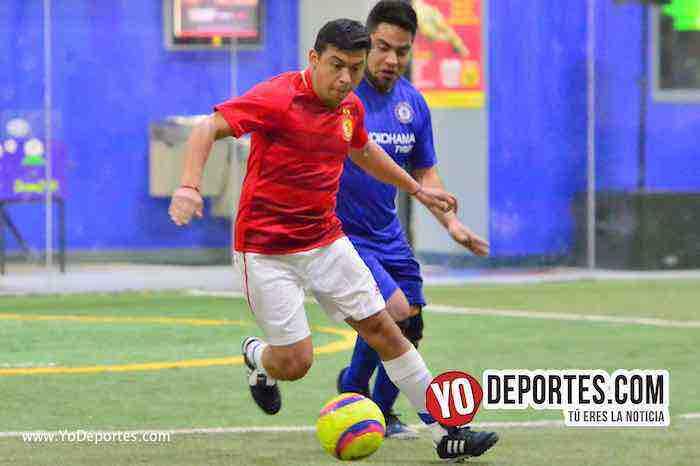 Hidalgo Veracruz-Atletico San Miguel-Liga 5 de Mayo