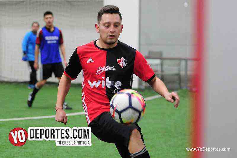 Industria golea y va por liderato en Teloloapan Soccer League
