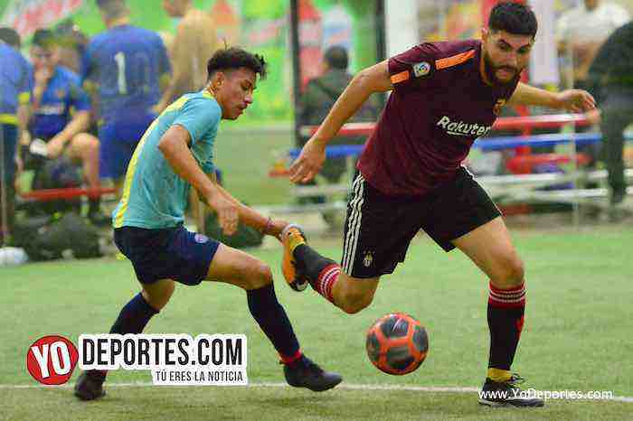 Internacional y San Cristobal se fueron a tiempo extra para decidir campeonato