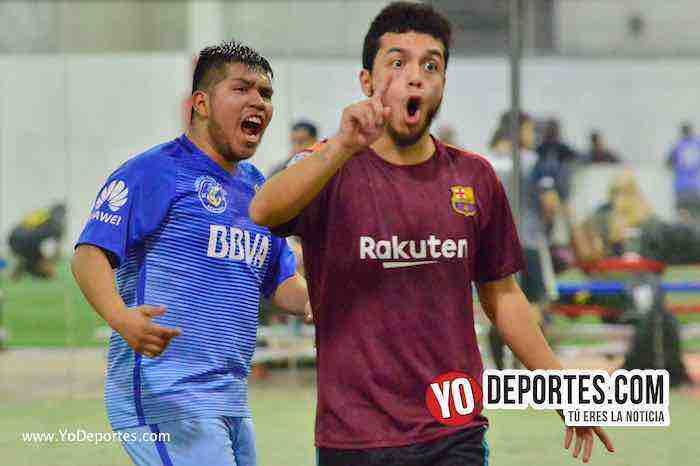 Internacional-Superman-Liga Latinoamericana-indoor chicago