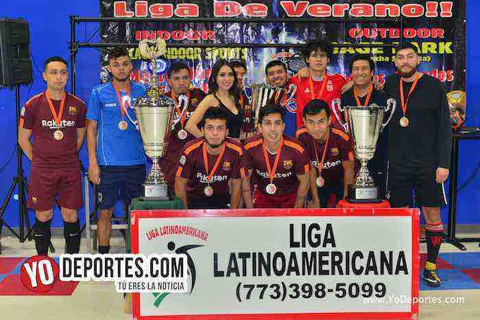 Internacional-Superman-Liga Latinoamericana