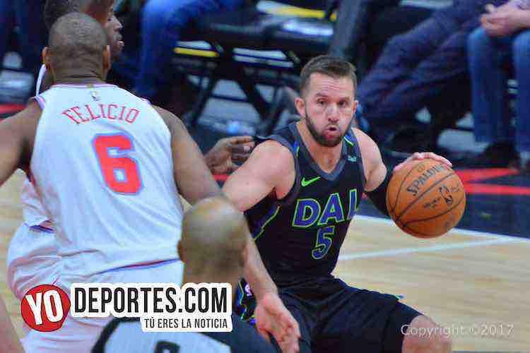Los Chicago Bulls derrotan a los Mavericks de Dallas con José Juan Barea
