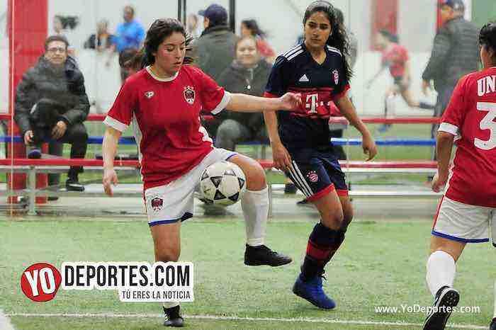 La Juve-United-AKD Premier Academy Soccer League-futbol indoor chicago