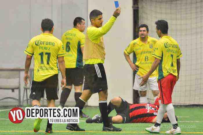 Los Compas-Tenerife-Liga Douglas-Domingo-arbitro alejandro ruiz