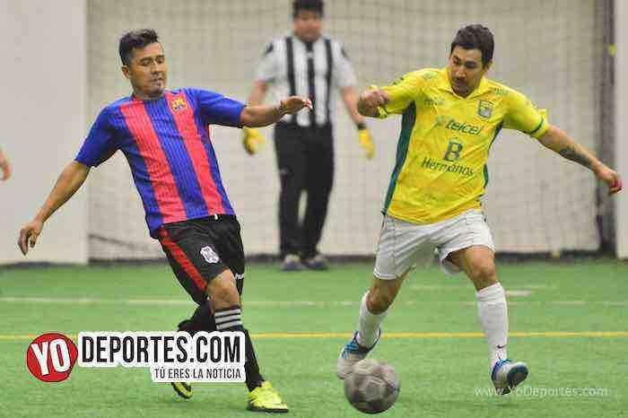 Los Compas-Tenerife-Liga Douglas-Domingo-futbol indoor