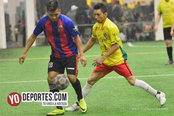 Los Compas-Tenerife-Liga Douglas-Domingo-soccer indoor chicago