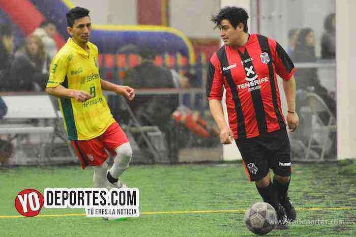 Los Compas-Tenerife-Liga Douglas-Domingo