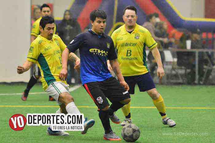 Los Compas-Tenerife-Liga Douglas