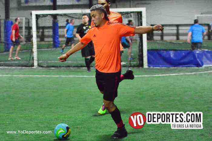 Mauricio Mejia-Cachimberos Nueva Italia Liga Taximaroa