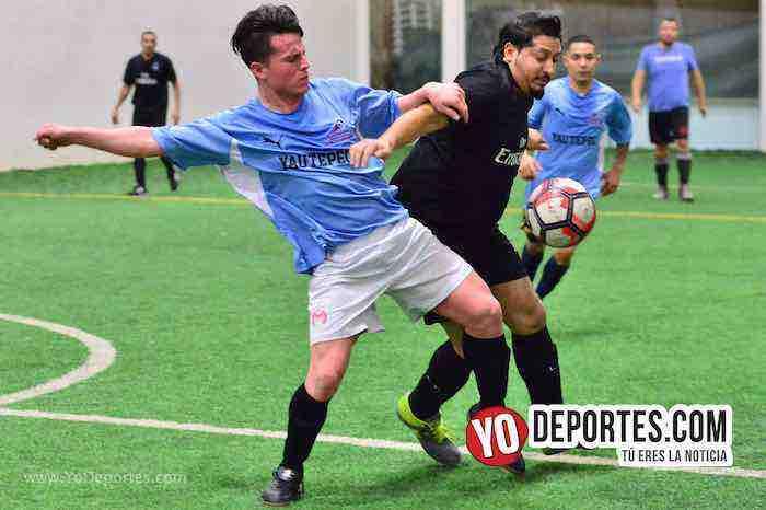 Mike Calderon-Los Lobos Sierrenos-Yautepec-Liga San Francisco