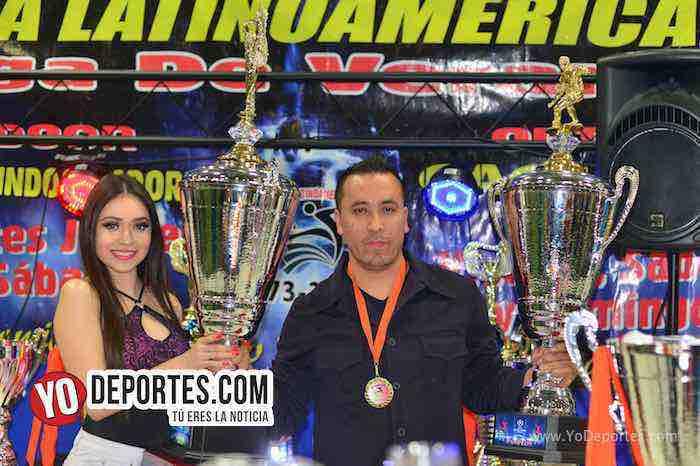 Boca Jr. es bicampeón de los martes en la Liga Latinoamericana