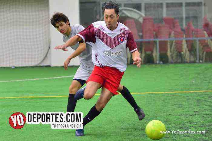 Empate veracruzano: Mizantla 2-2 con el Veracruz en la Liga Douglas
