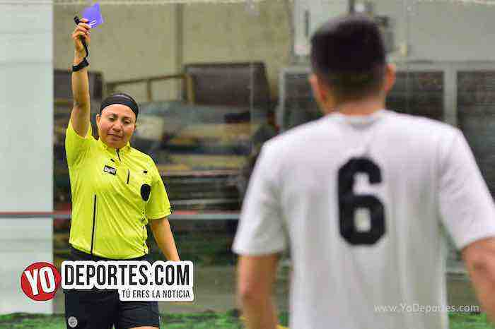 Mizantla-Zacatepec-Liga Douglas-Arbitro Rosalba Luna-