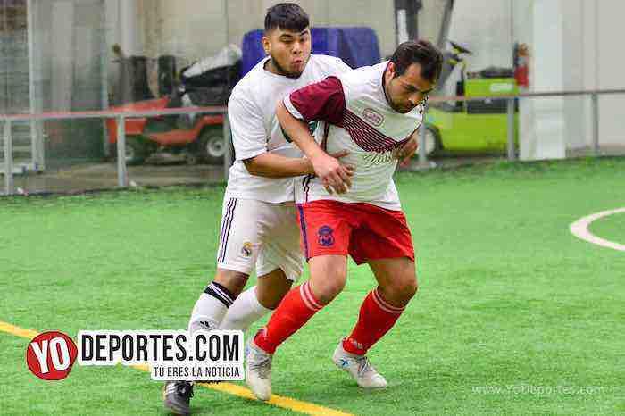 Mizantla-Zacatepec-Liga Douglas-Jose Frayre-indoor futbol
