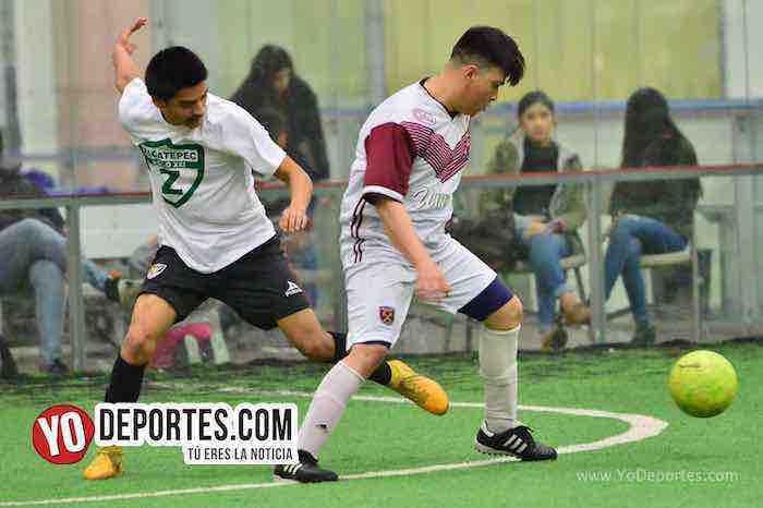 Mizantla-Zacatepec-Liga Douglas-indoor futbol