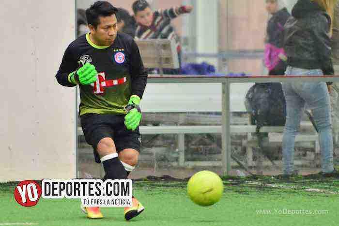Mizantla-Zacatepec-Liga Douglas-portero futbol