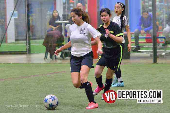 Pastrana-Empatadas Real FC y Scorpions AKD Premier Academy Soccer League
