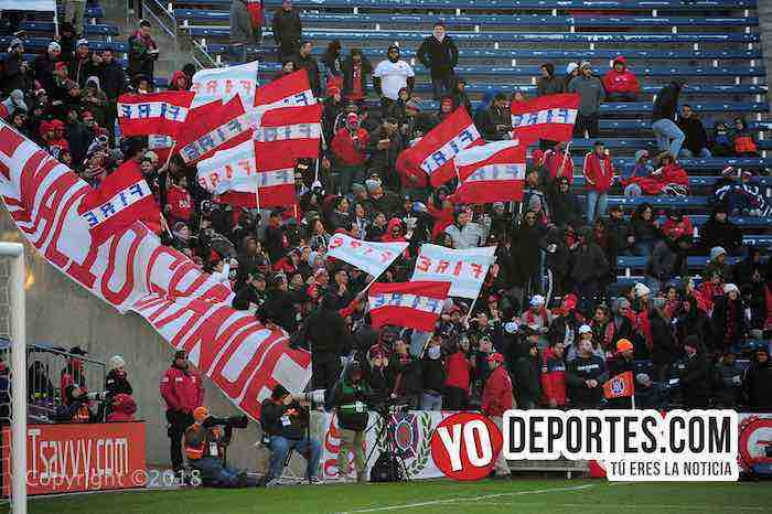 Porra Sector Latino-Chicago Fire-Sporting Kansas City