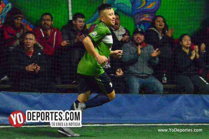 Preciosos-Danger Field-Liga Taximaroa-semifinal indoor