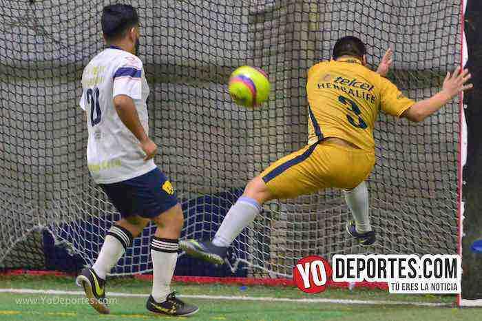 Pumas Floresta sólido favorito a semifinal de la Liga 5 de Mayo