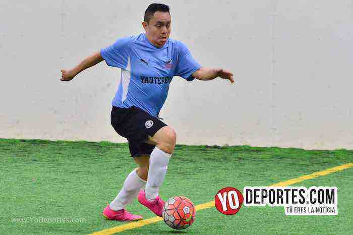 Raul Torres-Los Lobos Sierrenos vs Yautepec Liga San Francisco