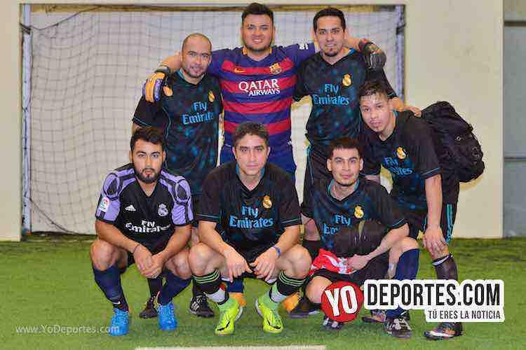 Real Palmar último invitado a semifinales de la Liga Douglas