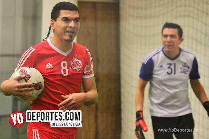 Toluca hace la diablura de golear a Pumas en playoffs de la Liga Douglas