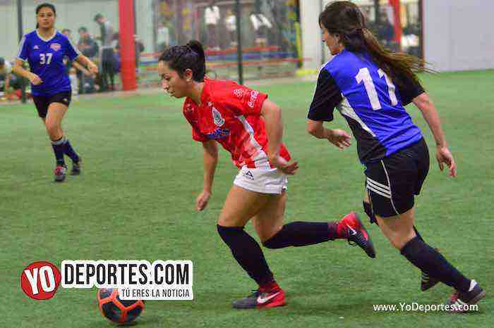 San Luis-Monaco-Liga Latinoamericana Lunes-Final Femenil-chicago