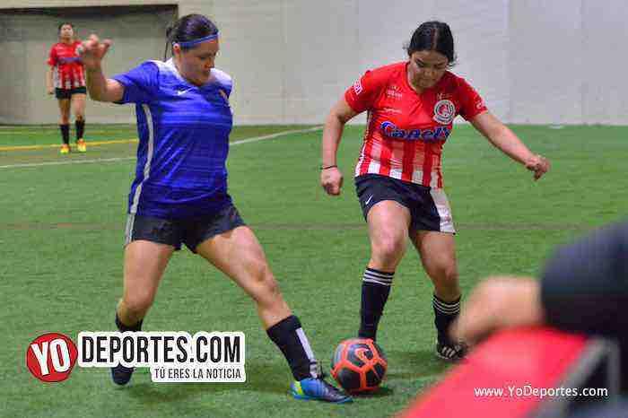 San Luis-Monaco-Liga Latinoamericana Lunes-Final Femenil-futbol femenino