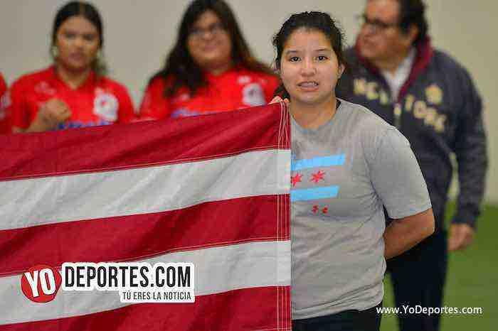 San Luis-Monaco-Liga Latinoamericana Lunes-Final Femenil-futbol