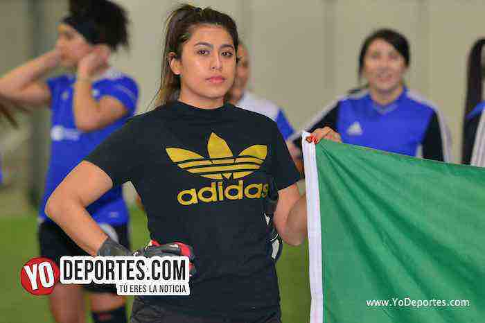 San Luis-Monaco-Liga Latinoamericana Lunes-Final Femenil