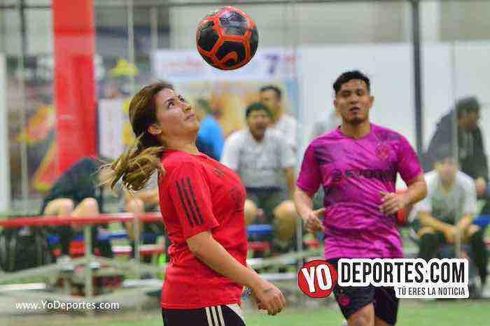 Sandy Ortiz Valencia-America-Liga Latinoamericana- COED-Miercoles