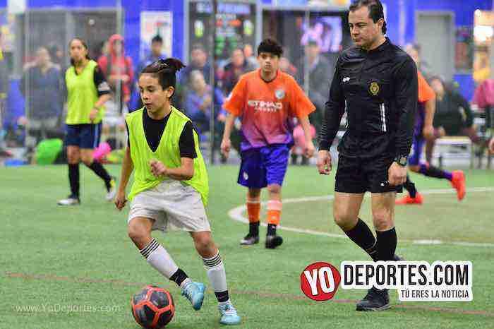 Seleccion Premier Academy Soccer League-arbitro carlos de luna
