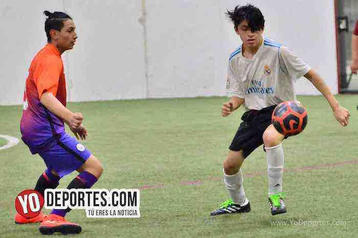 Seleccion Premier Academy Soccer League-futbol chicago