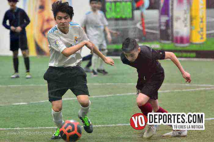 Seleccion Premier Academy Soccer League futbol infantil chicago