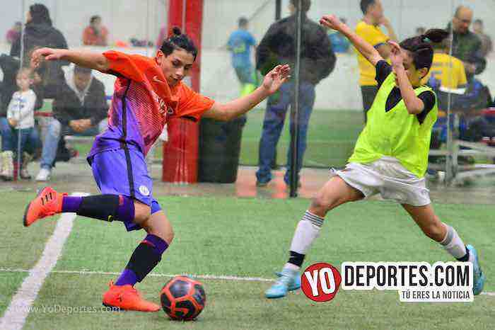 Seleccion Premier Academy Soccer League-futobol chicago