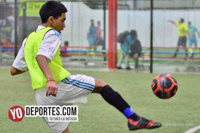 Seleccion Premier Academy Soccer League-kids soccer