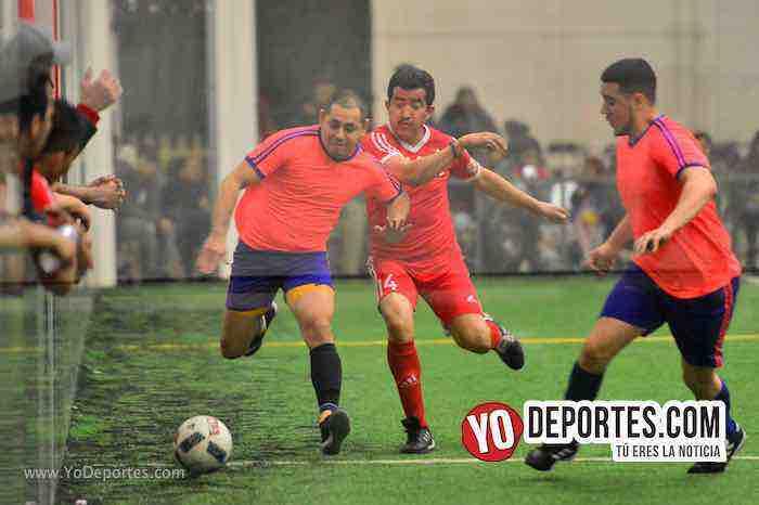 Toluca-Pumas-Liga Douglas-futbol soccer indoor