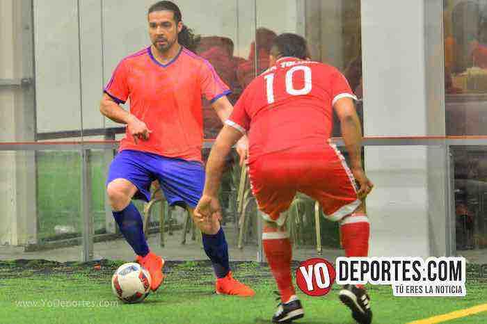 Toluca-Pumas-Liga Douglas