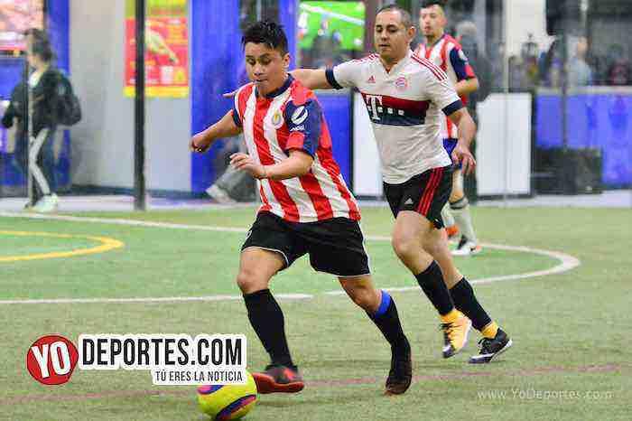 Deportivo Oro se cuela a los playoffs de la Liga 5 de Mayo