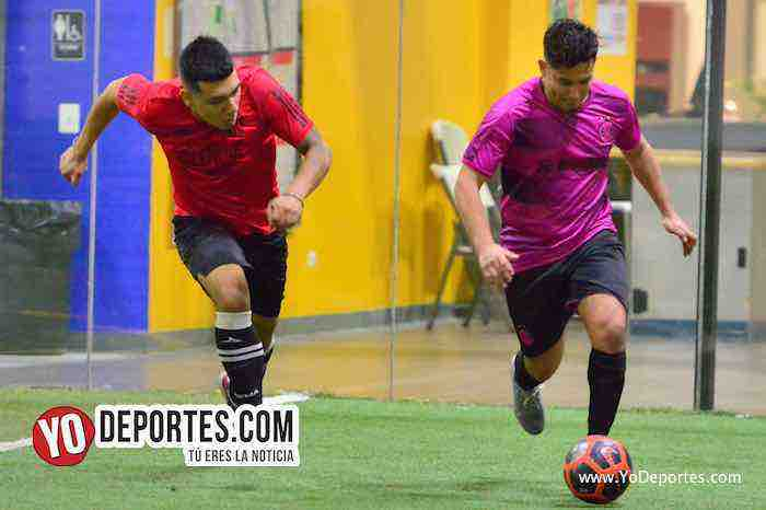 Valencia-America-Liga Latinoamericana- COED-Miercoles-futbol chicago indoor