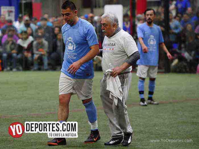 Alejandro Hernandez-Ignacio Cruz-Chicago Soccer-Deportivo Guerrero-Champions-Liga Latinoamericana