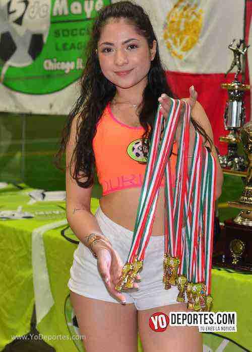 Alexis Martinez modelo Chicago edecan