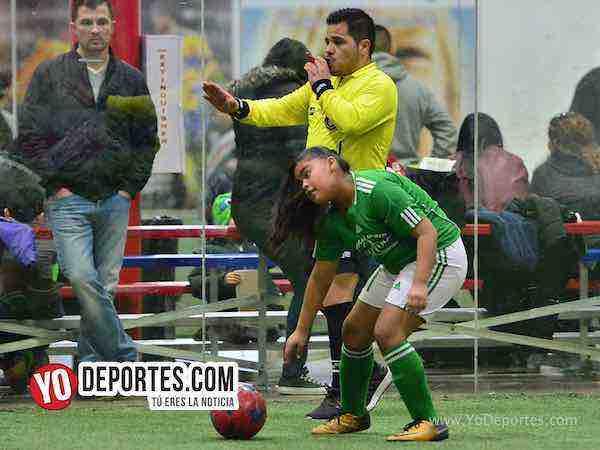 Arbitro Antonio Lopez-Little Village-Latin Angels-Premier Academy Soccer League