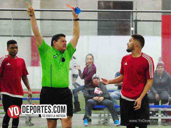 Arbitro Danilo Caballero-Marquette-Decurion-Liga 5 de Mayo